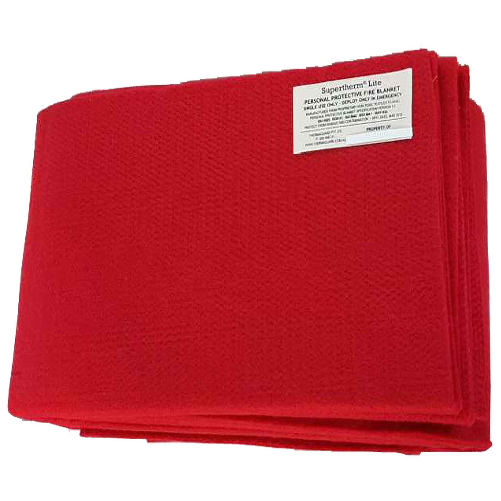 Supertherm® Lite Personal Fire Blanket
